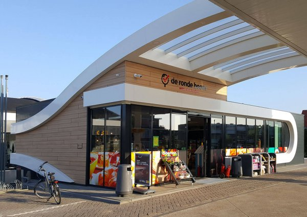 Tankstation De Ronde Boom