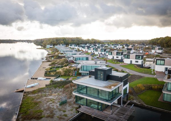 Harbour village Zilveren schor